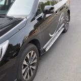 Пороги Subaru Outback 2015-2017+