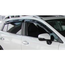 Ветровики Subaru XV 2017+