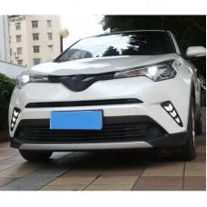 ДХО DRL Toyota C-HR