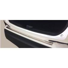 Накладка на задний бампер Toyota C-HR