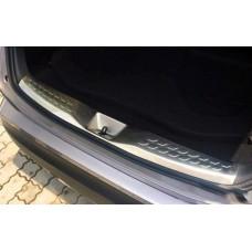 Накладка на задний бампер внутренняя Toyota C-HR 2018+