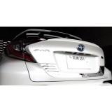 Хром накладка на крышку багажника ТойотаC-HR