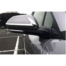 Хром накладки на зеркала Toyota C-HR