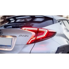 Задние фонари Toyota C-HR