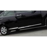 Молдинги Тойота Камри 2016+