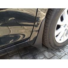 Брызговики Toyota Camry V55 2015+ оригинальный дизайн