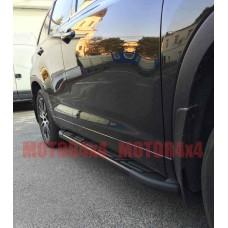 Пороги Toyota Highlander 2017+