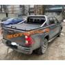 Крышка кузова с дугами Toyota Hilux 2020+