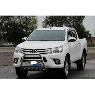 Кенгурятник Toyota Hilux 2016+