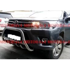 Кенгурятник Toyota Hilux 2018+