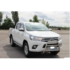 Кенгуртяник высокий Toyota Hilux 2016+