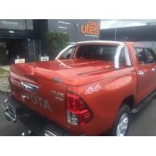 Крышка с дугами Toyota Hilux 2016+