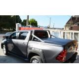 Крышка кузова с дугами Toyota Hilux 2017+
