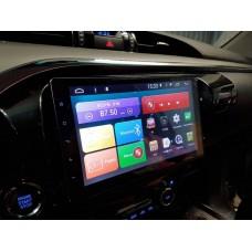 Штатная магнитола RedPower Toyota Hilux 2016+
