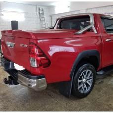 Оригинальная крышка с дугами Toyota Hilux 2017+