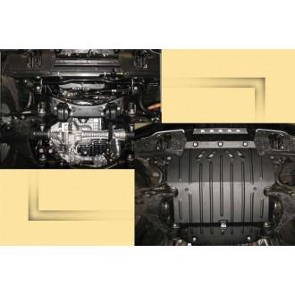 Защита двигателя Land Cruiser 200 2016+