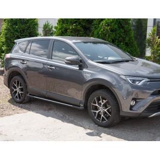 Пороги Toyota Rav 4 2016+