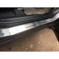 Накладки на пороги Omsa Line Toyota Rav4 2013+