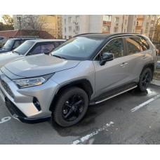 Пороги Toyota Rav4 2019+