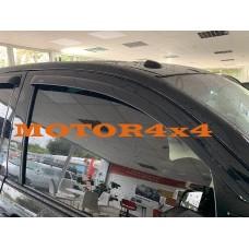 Дефлекторы окон Toyota Tundra