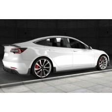 Спойлер карбоновый Tesla Model 3
