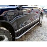 Пороги VW Touareg 2010+