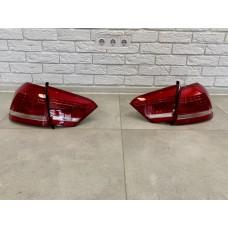 Задние Led фонари VW Passat B7 USA