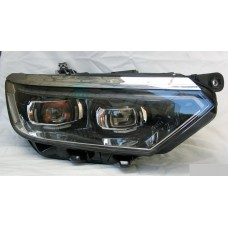 Фары оптика Full Led Passat B8 стиль B8.5