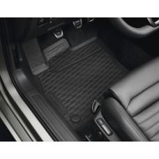 Оригинальные коврики в салон VW Passat B8