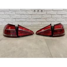 Задние Led фонари VW Passat B8 USA