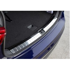 Накладка на задний бампер внутренняя VW Tiguan 2016-2017+