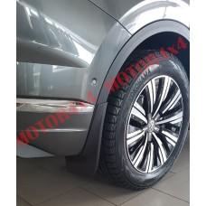 VW Touareg 2019 брызговики