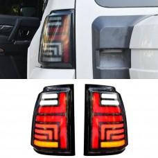 Задние Led фонари Mitsubishi Pajero Wagon 2006+