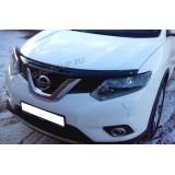 Дефлектор капота EGR Nissan X-Trail 2014+