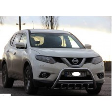 Кенгурятник Nissan X-Trail 2015+