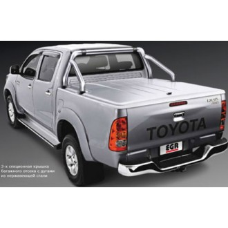 Крышка с дугами EGR Toyota Hilux