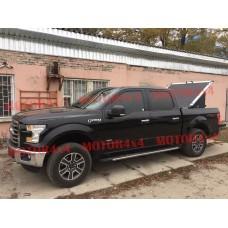 Алюминиевая крышка кузова Ford F150 2017-2018+